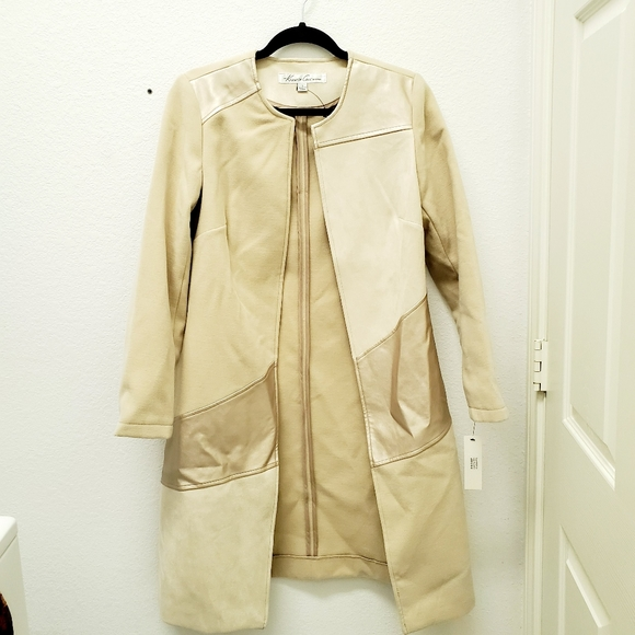 Kenneth Cole Jackets & Blazers - Kenneth Cole Palomino Trench Coat